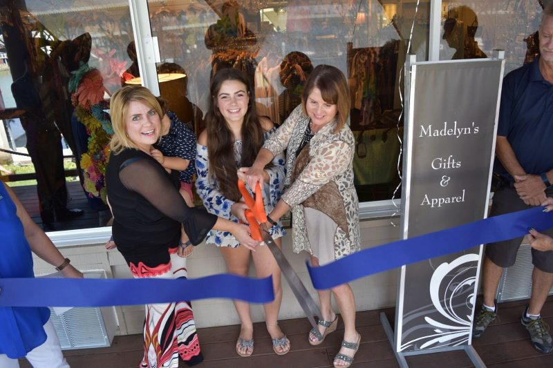 Madelyn's Grand Opening