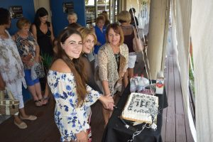 Madelyn's Cake Cutting Ceremony