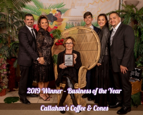 2019 Business of the Year SofT Winner