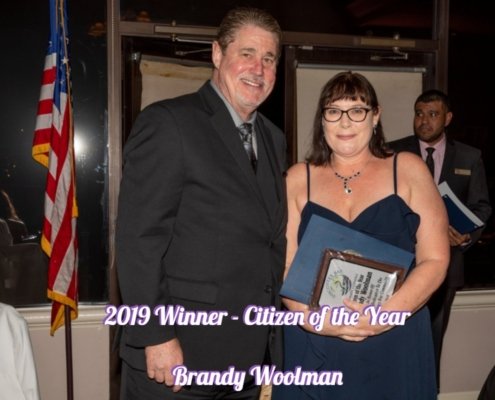 2019 Citizen of the Year SofT Winner